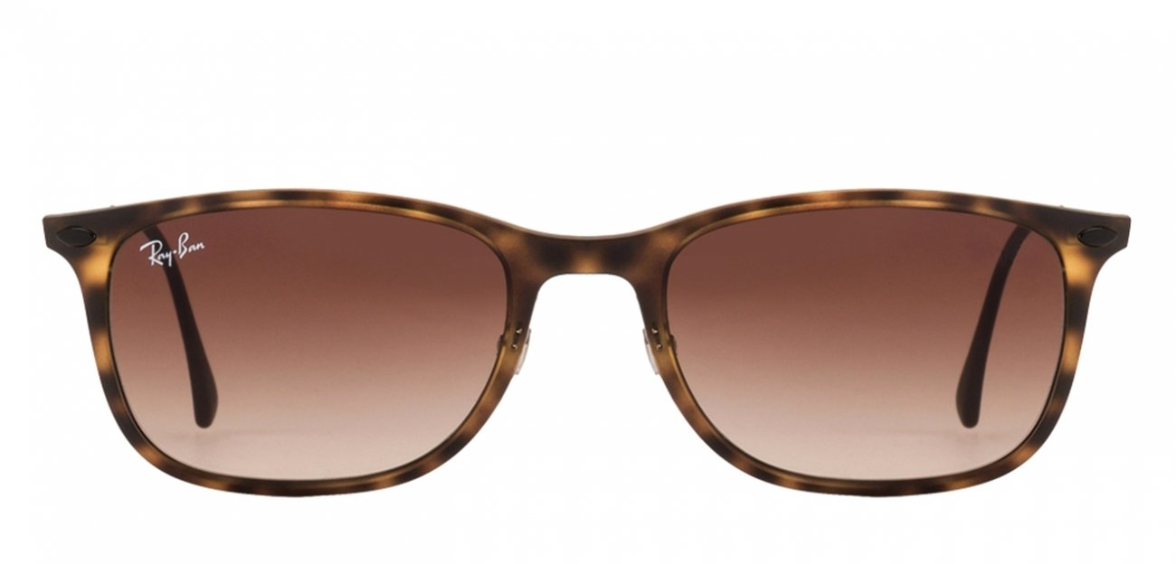 Ray-Ban RB4225 894/13 Small (Size:52) Tortoise Brown gradient Wayfarer Sunglasses