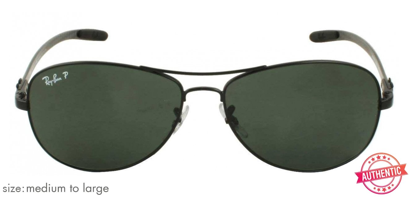 9a26c4beeb68 Shop online for Ray-Ban RB8301 Medium-Large (Size-59) 002 N5 Men ...