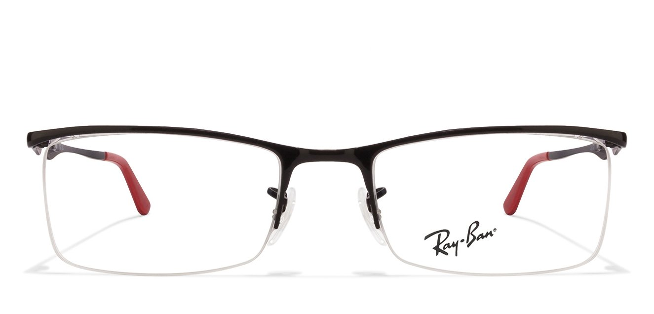 1461187bad2 ... promo code for ray ban 0rx6323 medium size 52 black 2509 unisex  eyeglasses d11b2 00abd