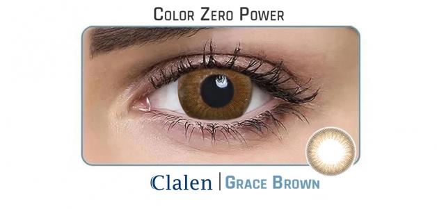 Clalen Iris  Grace Brown
