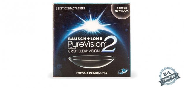 Bausch & Lomb Purevision2 Hd