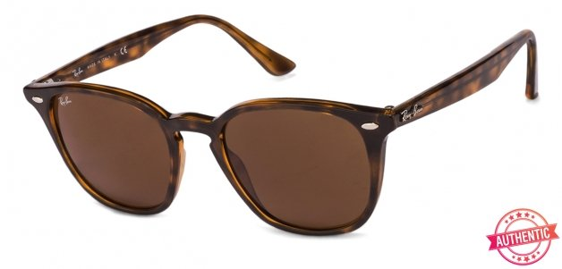 a29cb2f58a Shop online for Ray-Ban RB4258 Small (Size-50) Tortoise Brown 710 73 Women  Sunglasses